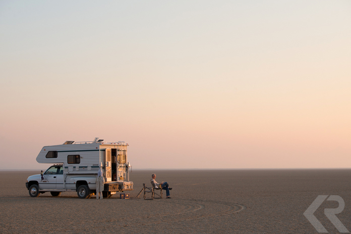 Alvord Desert sunrise.