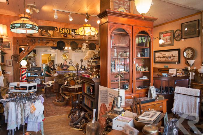 Prairie City Antiques