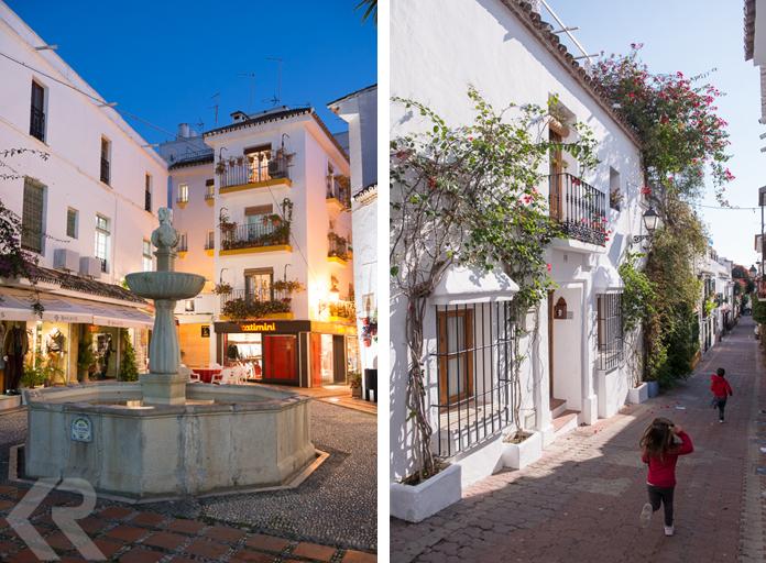 Marbella's Old Quarter
